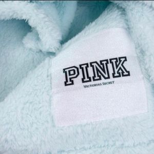 VS PINK Limited Edition Baby Blue Bliss Blanket